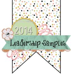 Stampin' Up! Leadership Display Samples Hop
