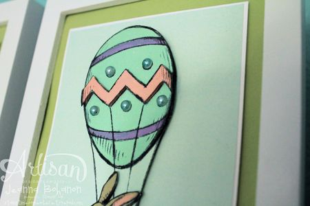 Everything Easter MDS Home Decor Jeanna Bohanon Stampin' Up! Artisan Design Team 6a