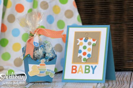 Something for Baby Bundle Jeanna Bohanon