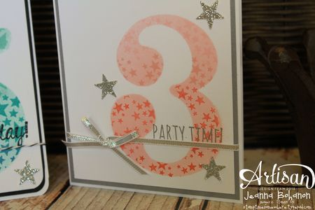 July 2013 Stampin Up! Artisan Jeanna Bohanon 3