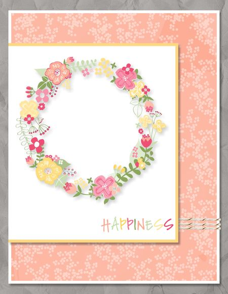 Blossoms Abound Card Stampin Up FMS130