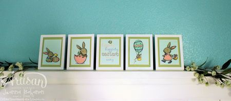 Everything Easter MDS Home Decor Jeanna Bohanon Stampin Up! Artisan Design Team