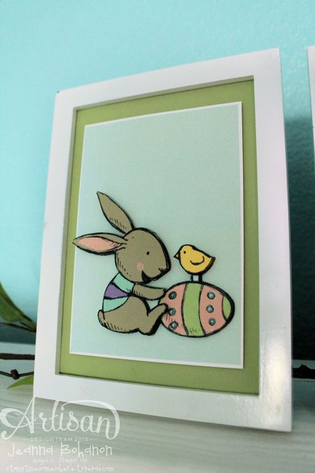 Everything Easter MDS Home Decor Jeanna Bohanon Stampin' Up! Artisan Design Team 3