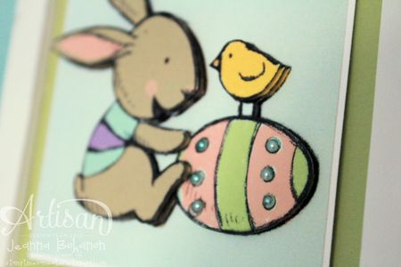Everything Easter MDS Home Decor Jeanna Bohanon Stampin' Up! Artisan Design Team 3a