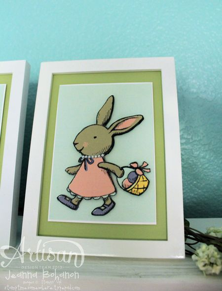 Everything Easter MDS Home Decor Jeanna Bohanon Stampin' Up! Artisan Design Team 7