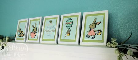 Everything Easter MDS Home Decor Jeanna Bohanon Stampin' Up! Artisan Design Team 2