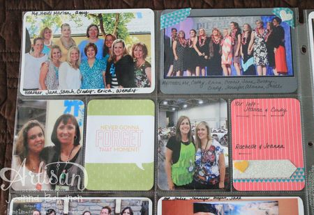 Project Life® by Stampin' Up!® Everyday Adventure Scrapbook Pages 3 Jeanna Bohanon