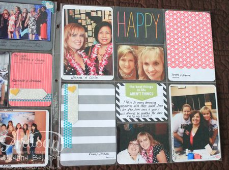 Project Life® by Stampin' Up!® Everyday Adventure Scrapbook Pages 4 Jeanna Bohanon