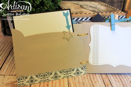 The Coast Ensemble - details 1 Jeanna Bohanon 2013 Stampin' Up! Artisan Design Team