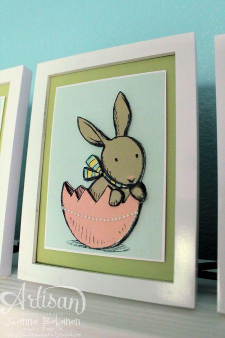Everything Easter MDS Home Decor Jeanna Bohanon Stampin' Up! Artisan Design Team 4