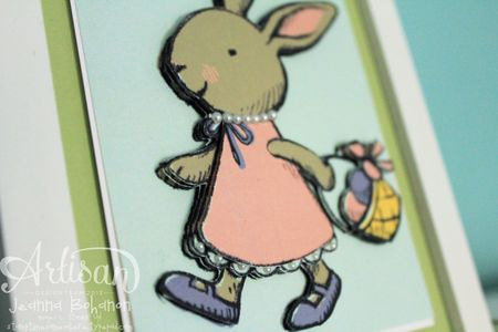 Everything Easter MDS Home Decor Jeanna Bohanon Stampin' Up! Artisan Design Team 7a