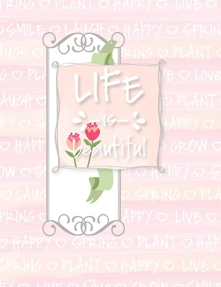Blossoms Abound Card Stampin' Up! FabFriday39