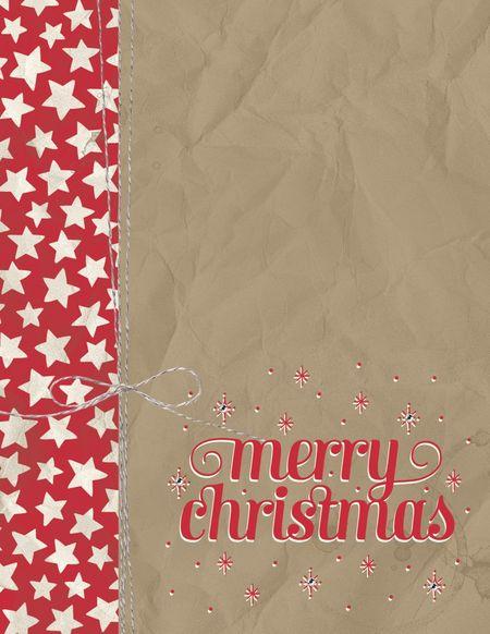 We Create Project Life Christmas Card Jeanna Bohanon