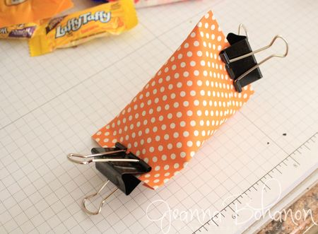 Fancy Friday Halloween Treats Tutorial 6 Jeanna Bohanon