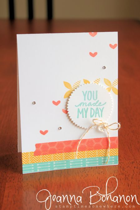 Best Day Ever Stampin Up Sale A Bration Jeanna Bohanon