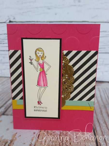 #TGIF06 Jeanna Bohanon Stampin Up In This Together