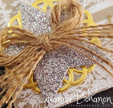#TGIFC30 White Christmas Stampin' Up! Jeanna Bohanon 3