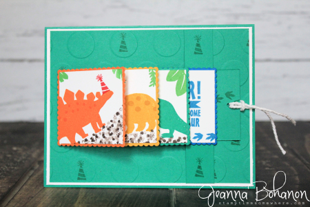 Stampin' Up! No Bones About It Jeanna Bohanon WCBH 7