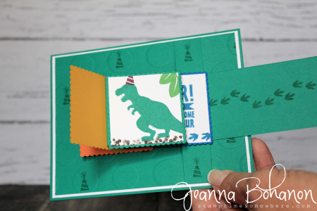 Stampin' Up! No Bones About It Jeanna Bohanon WCBH 9