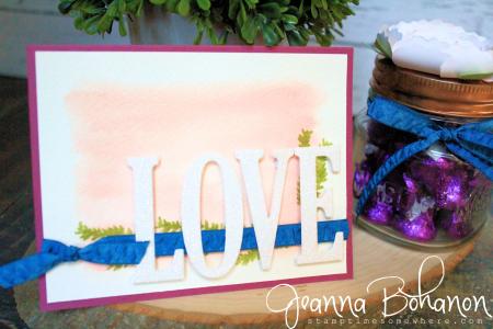 Fancy Friday Aug 16 Stampin' Up! Inspiration Jeanna Bohanon 3