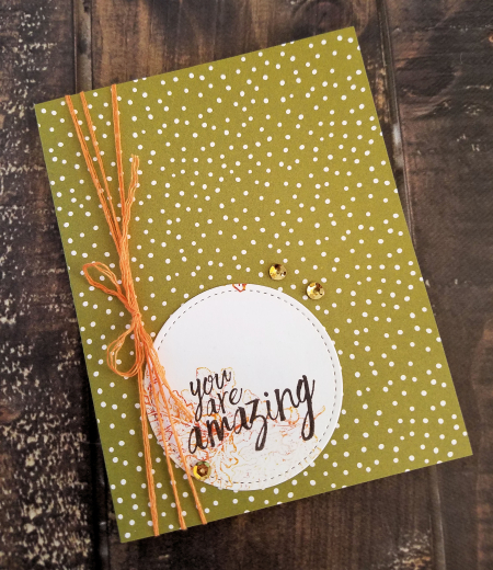 #TGIFC82 Stampin' Up! All Things Thanks Jeanna Bohanon