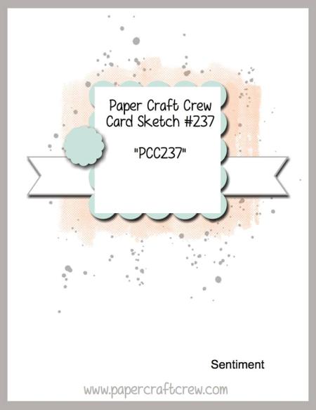 PCC237 Card Sketch Jeanna Bohanon Stamp Time Somewhere