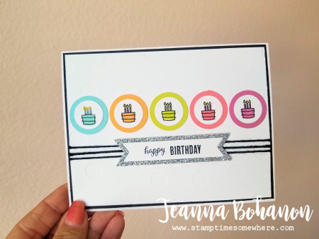 PCC250 Stampin' Up! Tabs for Everything by Jeanna Bohanon