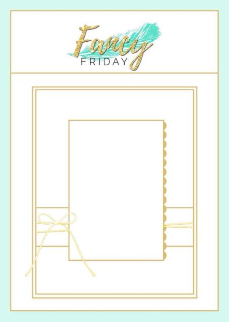 Fancy Friday sketch