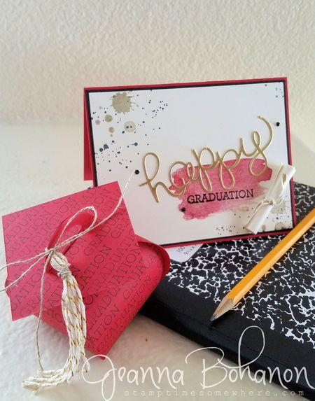 #TGIFC03 Congrats Grad by Jeanna Bohanon