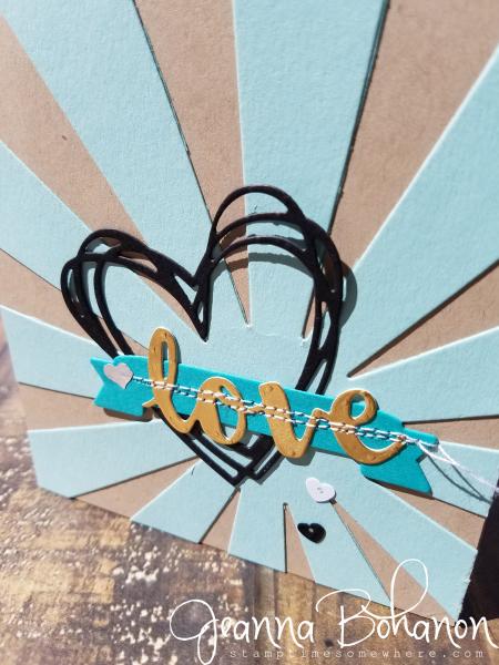 #TGIFC74 Stampin' Up! Starbirst Sewing Jeanna Bohanon 2