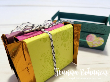 OSAT Blog Hop Stampin' Up! Wood Words by Jeanna Bohanon 5