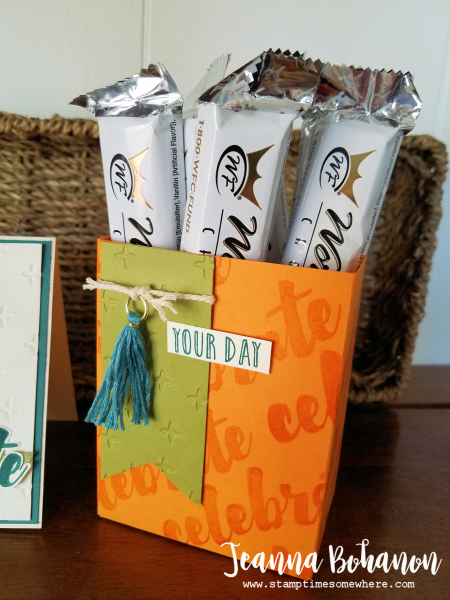 Stampin' Up! Lovely As A Tree June OSAT Blog Hop by Jeanna Bohanon 3