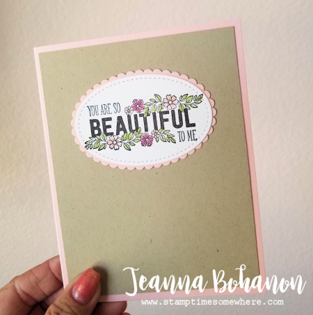 WCBH7-1 Stampin' Up! Just Add Text by Jeanna Bohanon 2