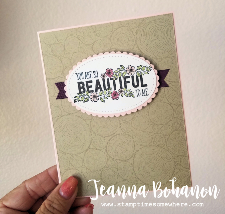 WCBH7-1 Stampin' Up! Just Add Text by Jeanna Bohanon 3