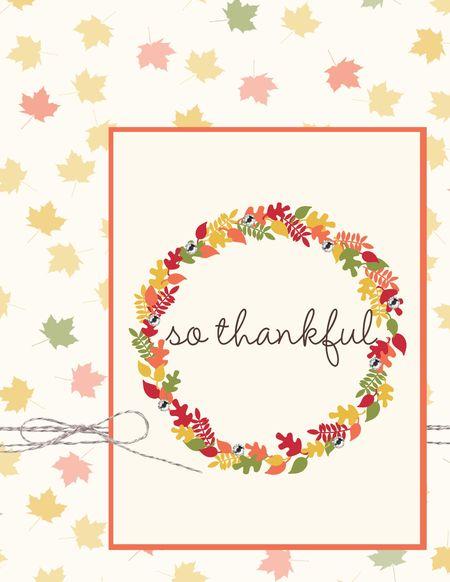 We Create Project Life Thankful card Jeanna Bohanon