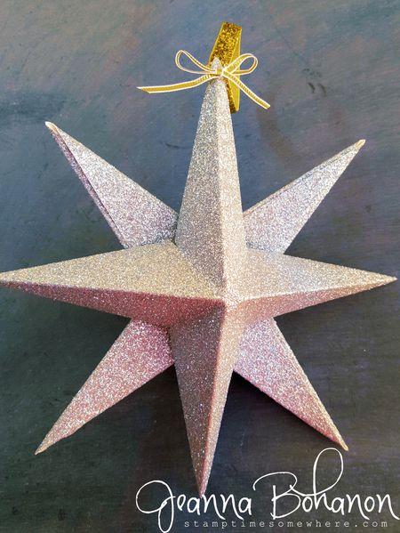 #TGIFC30 White Christmas Stampin' Up! Jeanna Bohanon 4