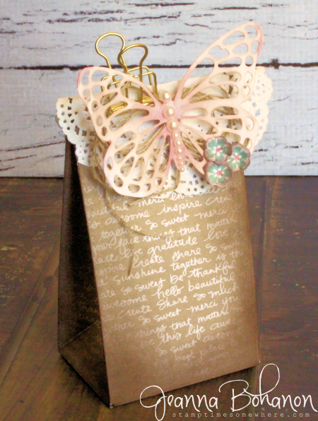 OSAT July 16 Shabby Chic Stampin' Up! Jeanna Bohanon 3