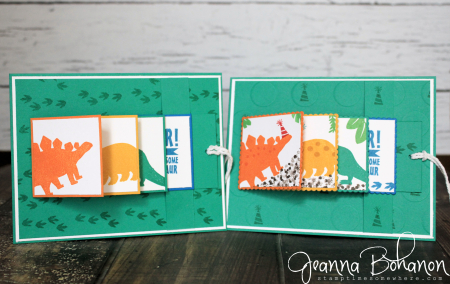 Stampin' Up! No Bones About It Jeanna Bohanon WCBH 1