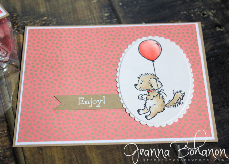 OSAT Aug Stampin' Up! Bella and Friends birthday card Jeanna Bohanon 2