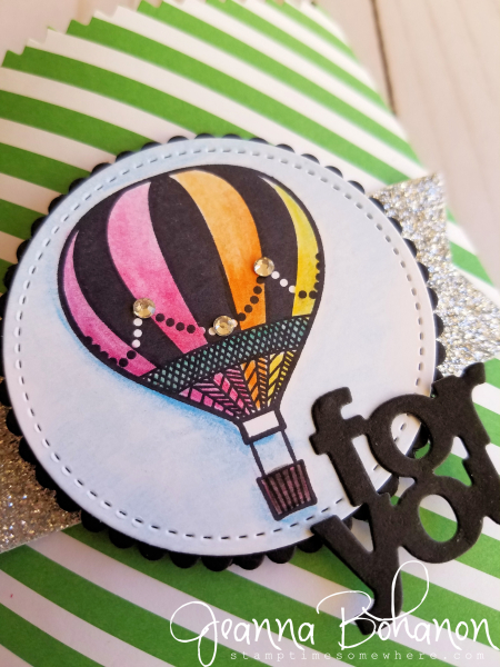 OSAT Blog Hop Stampin' Up! Lift Me Up! Jeanna Bohanon 2