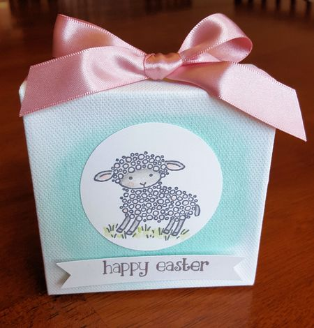 Jeanna Bohanon Happy Easter Stampin' Up! home decor 1