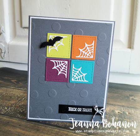 Pcc264 Stampin' Up! Seasonal Chums by Jeanna Bohanon