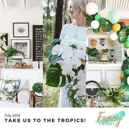 FF Tropical Inspiration