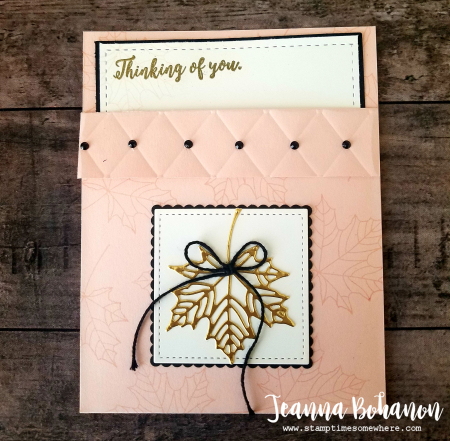 Pcc310 Stampin' Up! Colorful Seasons by Jeanna Bohanon 1