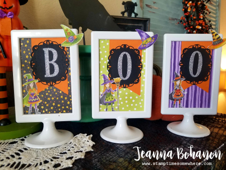 Fancy Friday - Halloween Decor  Jeanna Bohanon