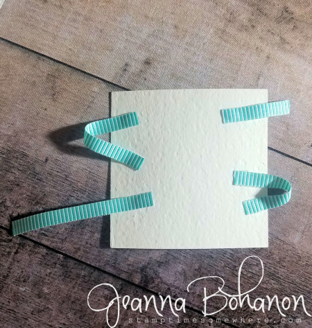 Ribbon Tip by Jeanna Bohanon