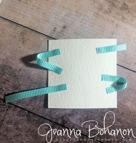 Ribbon Tip by Jeanna Bohanon