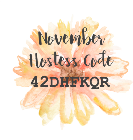 Hostess Code Nov