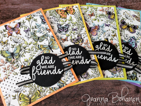 #tgifc196 Fancy Friday Stampin' Up! Incredible Like You by Jeanna Bohanon 2