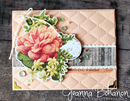 WCBHFeb19 Stampin' Up! Precious Parcel by Jeanna Bohanon